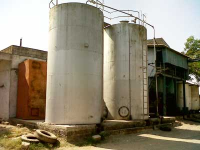 Cottonseed Crude Oil (Tank)